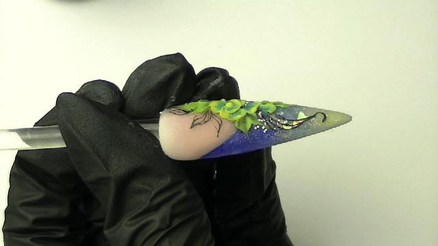spring 3D acrylic design
