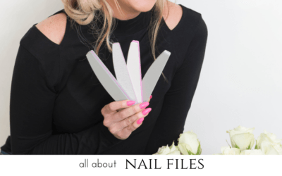 All you need to know about nail files and buffers